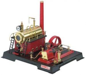 machine a vapeur modélisme wilesco